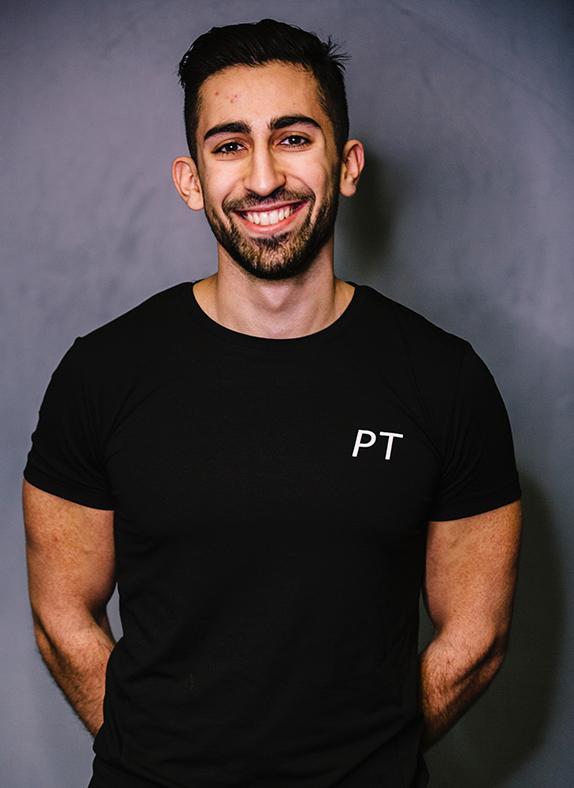 Chadi Allhlo - Personlig tränare